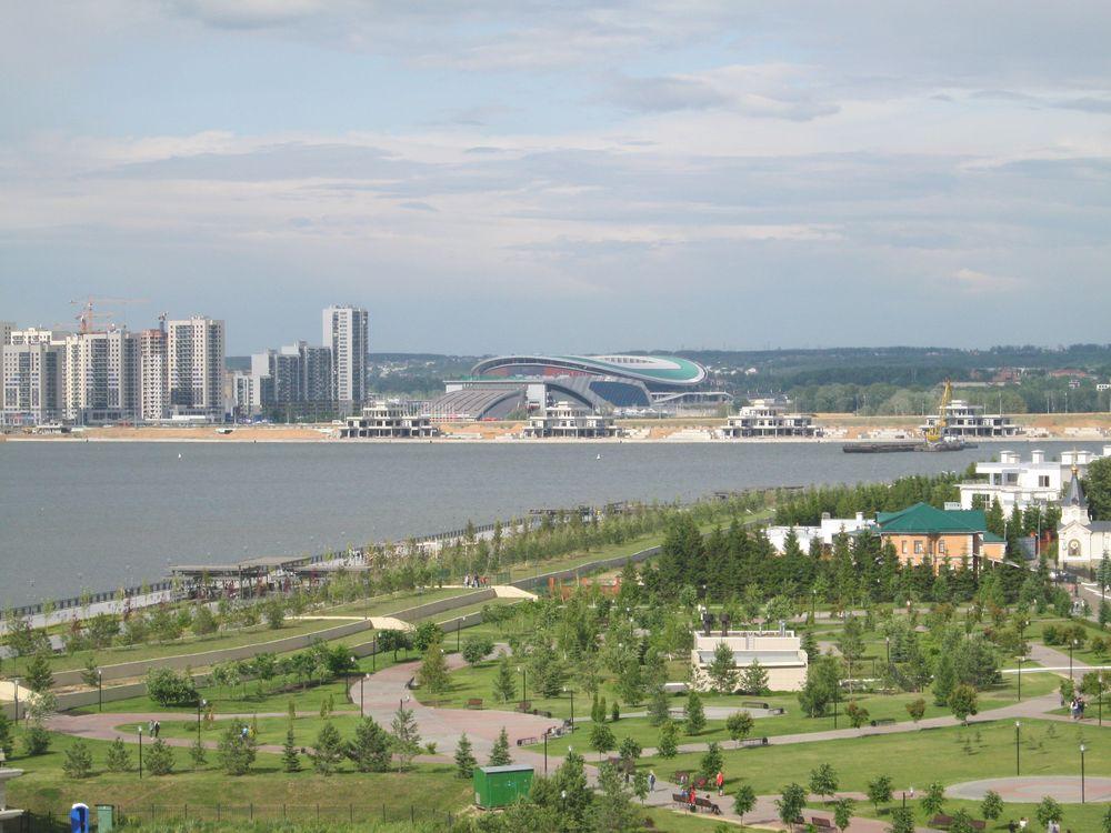 "Казанский стадион ""Казань-Арена"""