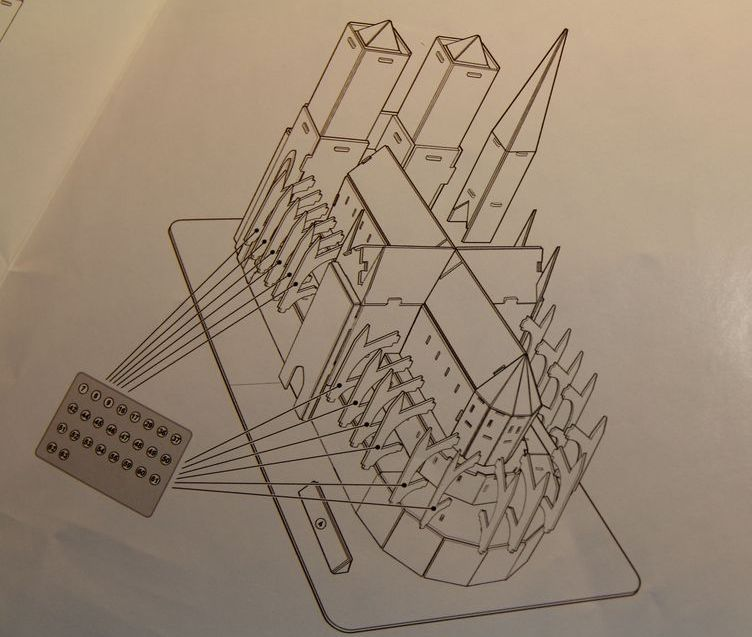 Схема Нотр-Дама