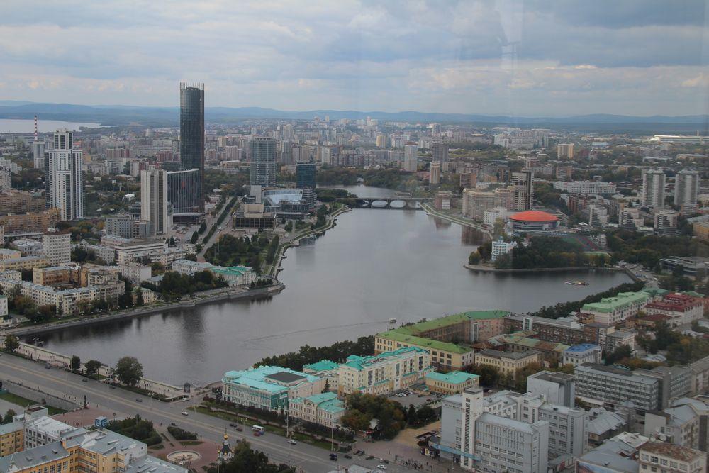 6 минус 2 способа взглянуть  на город с высоты птичьего полета