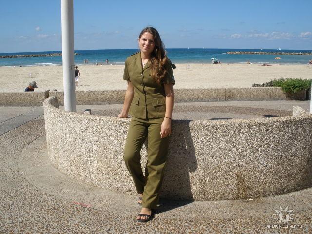 Самая красивая армия: ЦАХАЛ глазами женщины