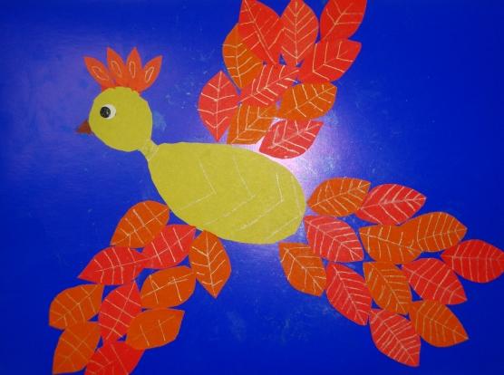 Притча о петухе и розовой птице