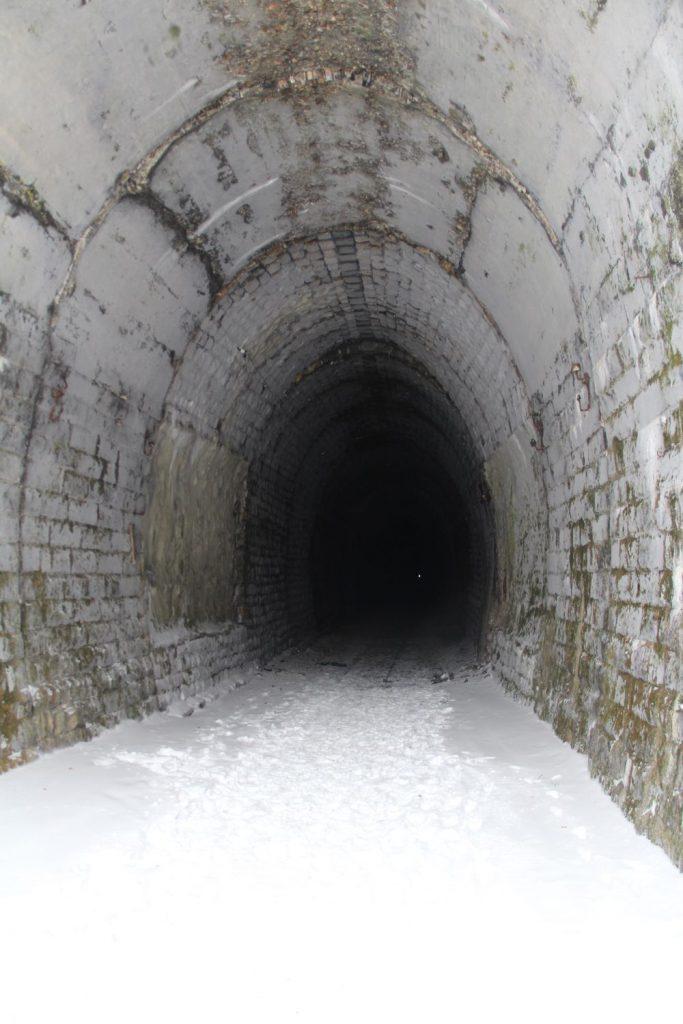 Дидинский тоннель: дыра во времени