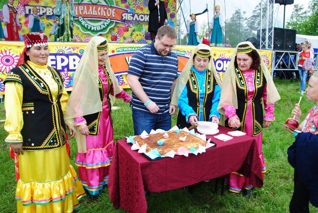 Уральская глубинка глазами иностранцев