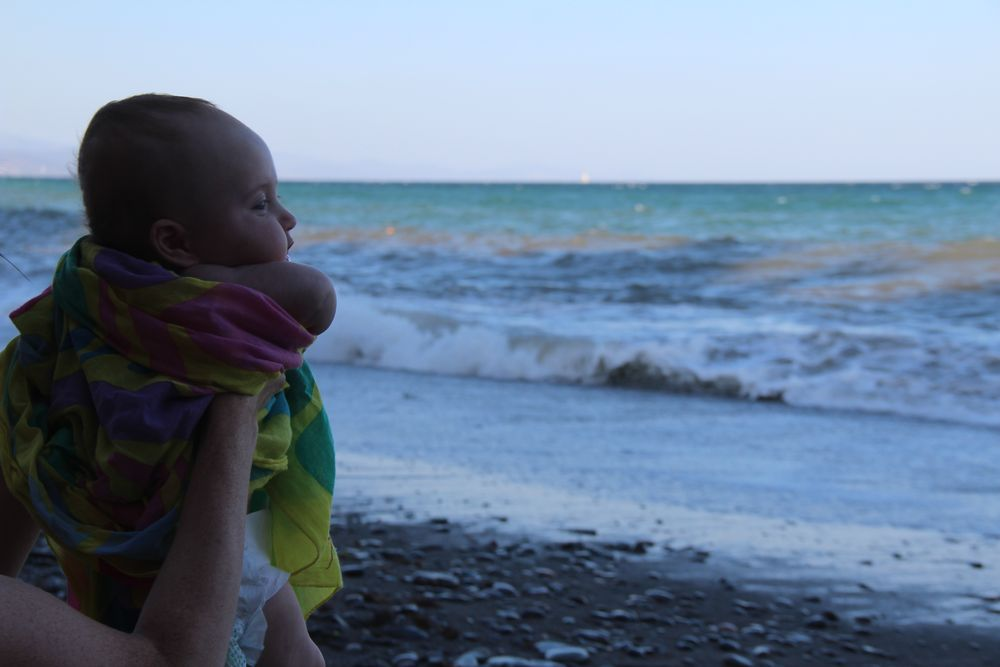 Вода, кругом вода.. 3 причины, по которым грудные дети могут плакать в бассейне